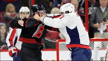 Should fighting continue to be allowed in the NHL?