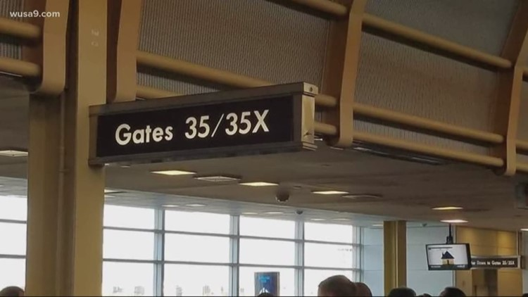 After almost 24 years, say 'goodbye' to Gate 35X at Reagan National Airport. Here's why it's leaving