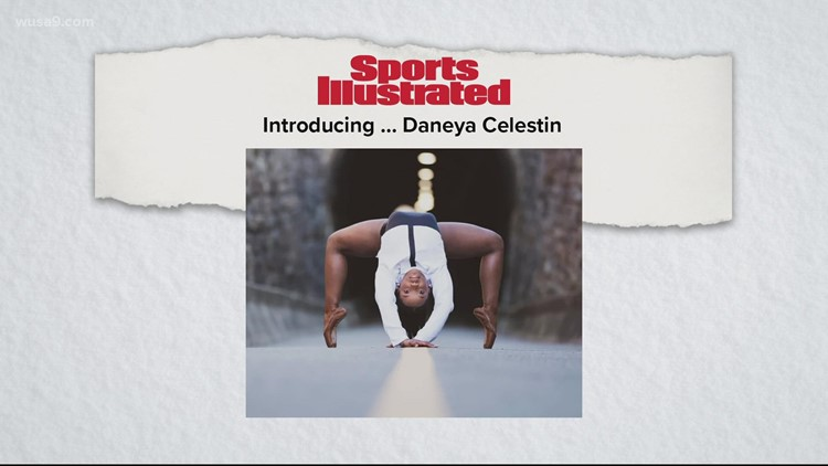 This 14-year-old dancer from Maryland was just featured 'Sports Illustrated'   Get Uplifted