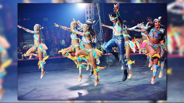 UniverSoul Circus's Caribbean Dynasty