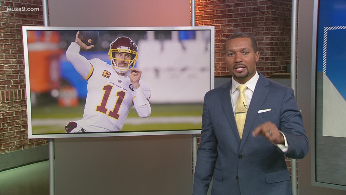 Alex Smith to be released by Washington Football Team, reports say