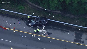 Police investigating fatal accident that killed two on I-95