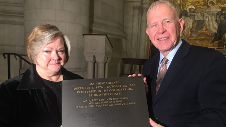 Man murdered in 1998 anti-gay hate crime honored at National Cathedral