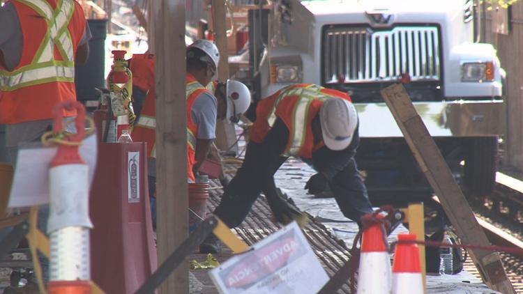 Metro prepares to announce 2020 station shutdowns in Md., Va.