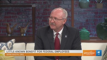 WAEPA provides great benefits for federal employees