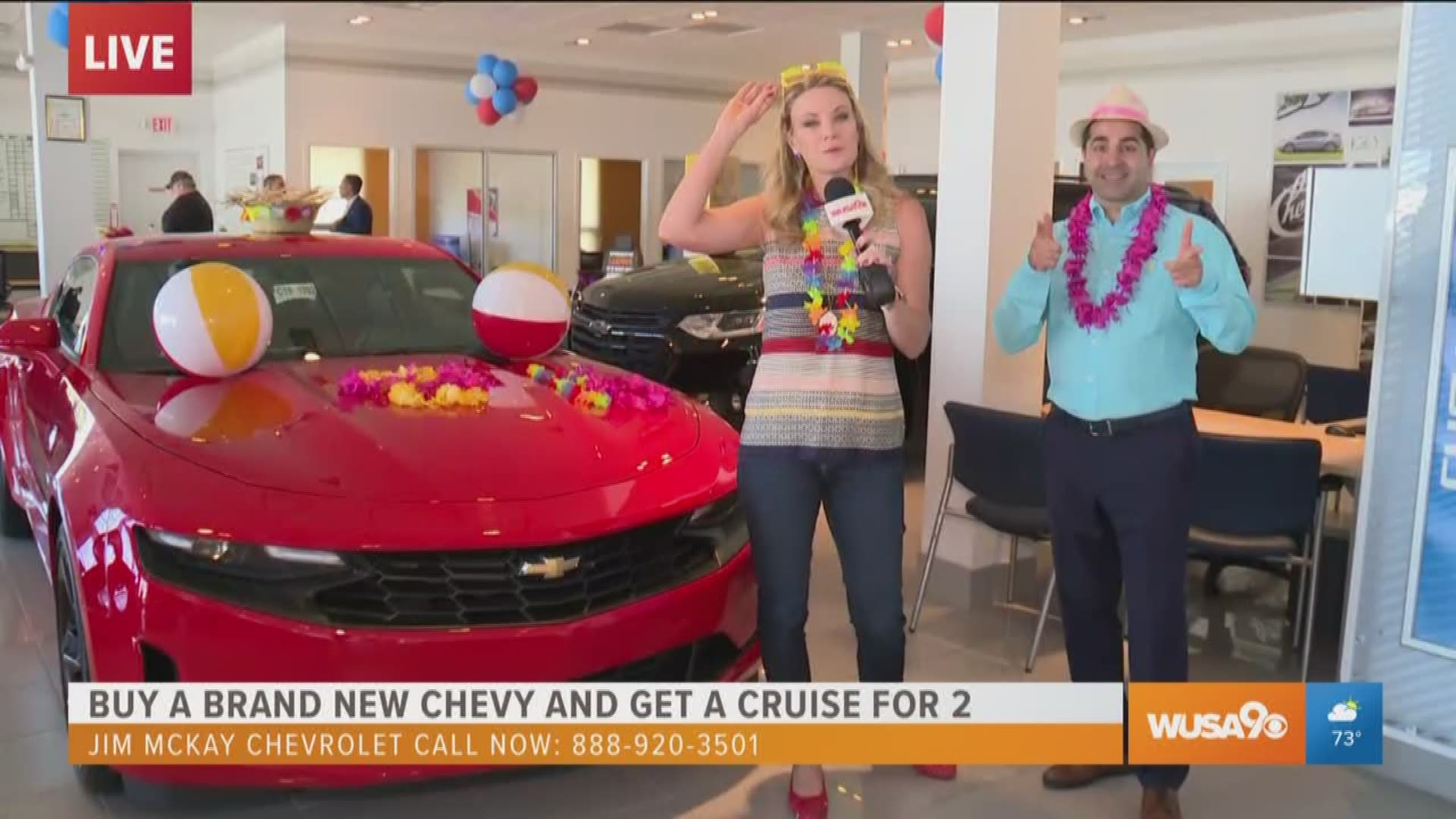 You Can T Beat Jim Mckay Chevrolet S Credit Amnesty Program And Their Memorial Day Weekend Sale Wusa9 Com
