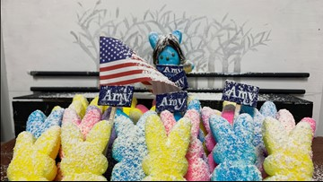 How Peeps became a spring DC thing and got political