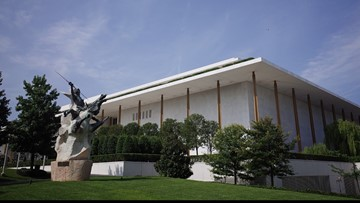 The Kennedy Center says it will run out of money by July, even if they reopen in mid-May