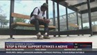 'Stop & Frisk' support strikes a nerve