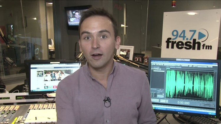 McFly Report: Who will compete on Dancing with the Stars?