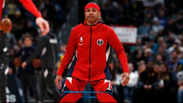 Wizards' Isaiah Thomas suspended 2 games for entering stands in Philly to confront 76ers fans