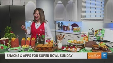 Tasty treats for Super Bowl Sunday that you can make at home