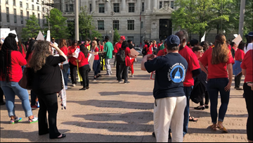 'Fund our future' | DCPS teachers rally to change budget