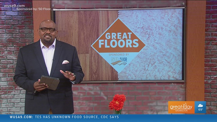 Make your old house look new again with fresh floors