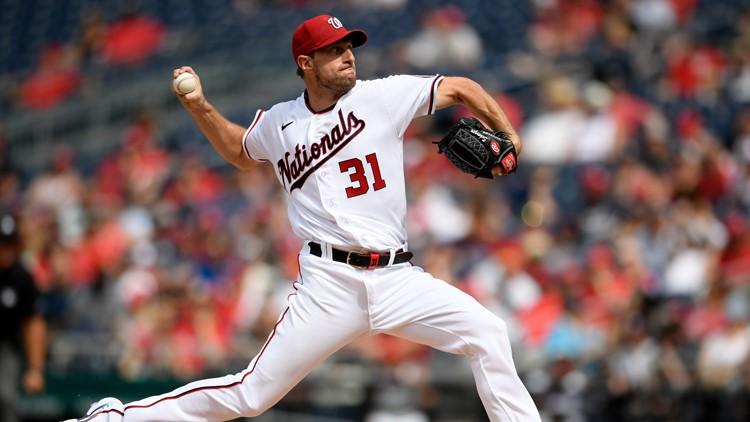 Report: Scherzer, Turner say goodbye to Washington; traded to LA Dodgers