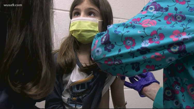 COVID-19 vaccine study brings hope for parents, school staff