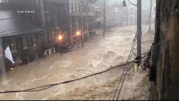 Untamed waters: flash flooding devastates Ellicott City one year ago