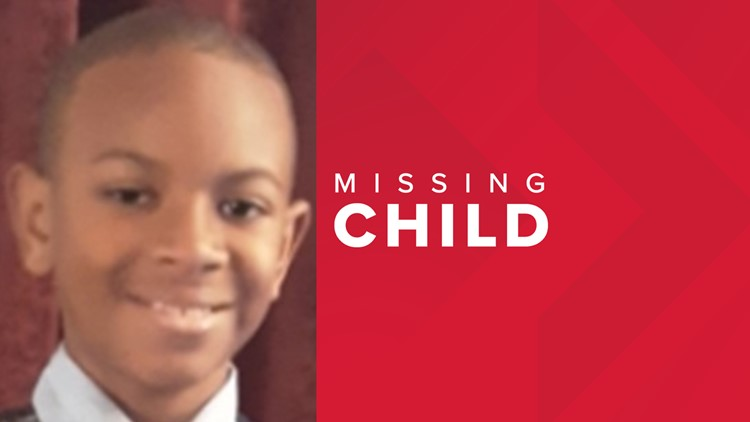DC police searching for missing 12-year-old boy