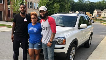 'Am I dreaming?' | Youth mentor buys DC mentee car to keep him on the right path