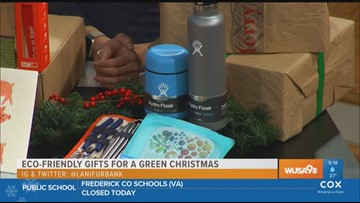 """Make it a """"green"""" Christmas with these eco-friendly gifts"""
