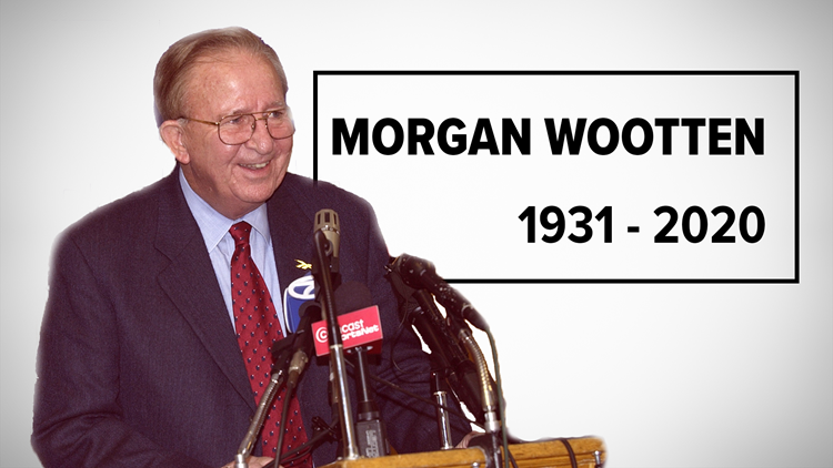 Wise: Morgan Wootten was the high school coach that time forgot