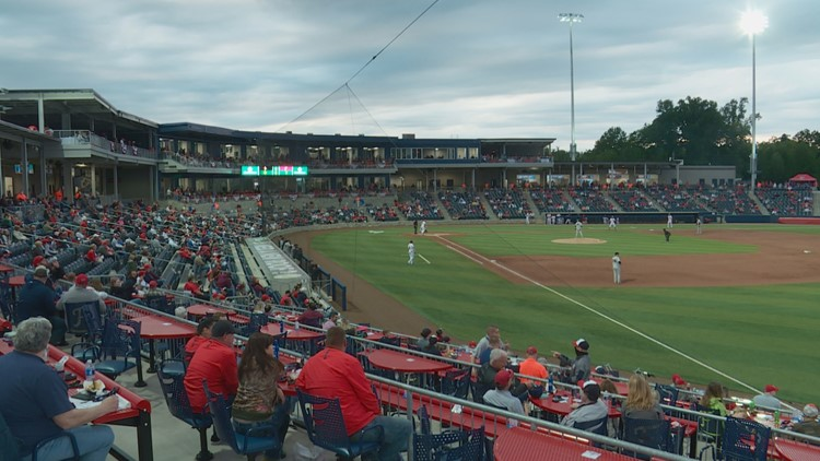 Nats affiliate welcomes fans to new ballpark after yearlong delay