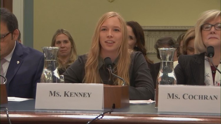 Raya Kenney testifIed on Dec. 4th in front of the House Subcommittee on National Parks, Forests, and Public Lands