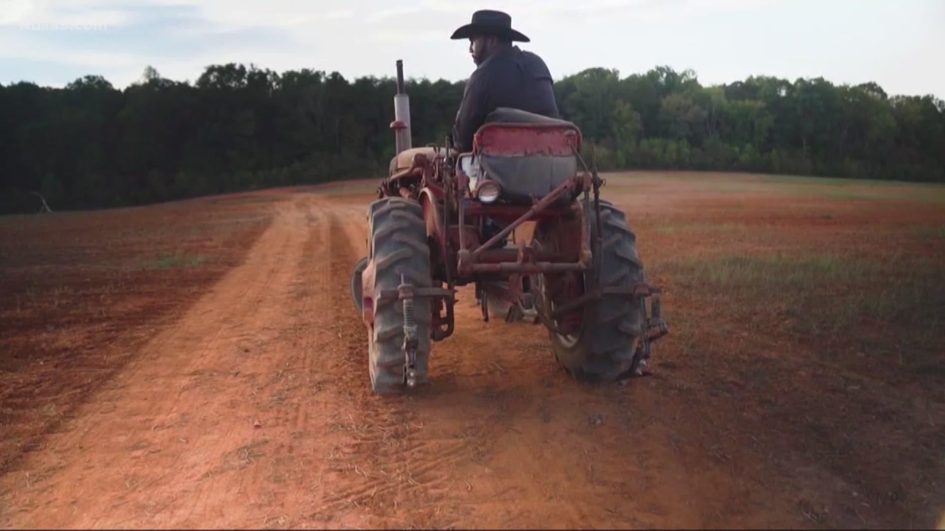 Black Farmer Says Trump Tariffs May Cost Him His Land Wusa9 Com