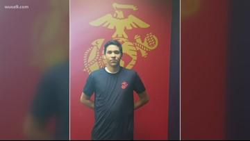 Marine recruit dies after strength test