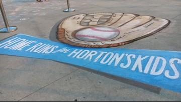 Hitting a home run for Horton's Kids