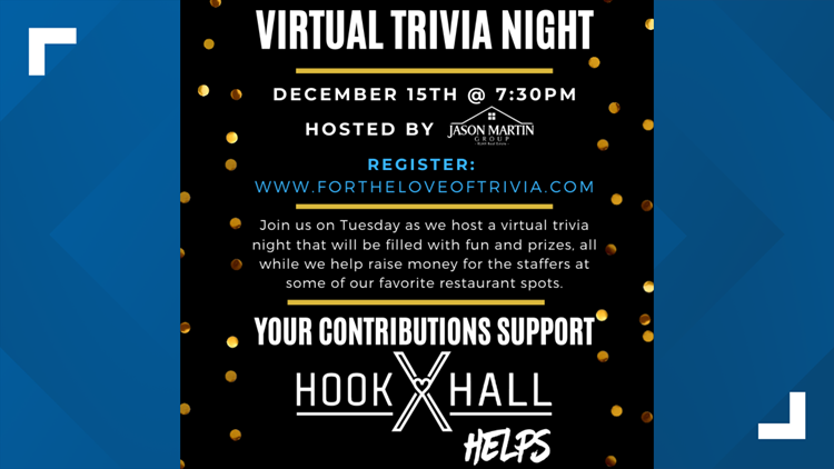 We're all in this together: Real estate agents hosting free virtual trivia night raises $18k for local businesses