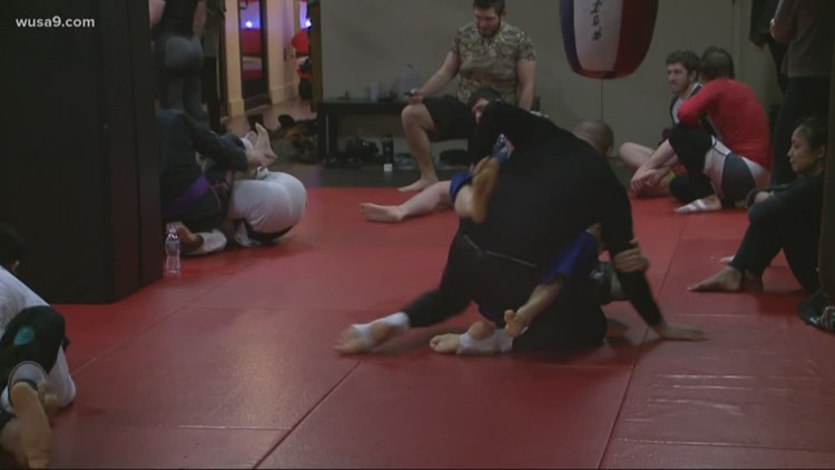 Grapplethon raising money for jiu jitsu player battling cancer