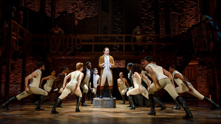 'Hamilton' is returning to the Kennedy Center! Here's the full 2021-2022 show calendar