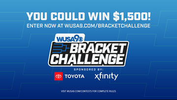 Fill out a bracket here and you could win cash