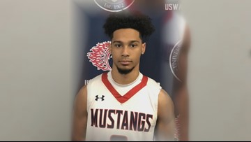 DC basketball player laid to rest today