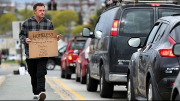 Fairfax County discusses prohibiting 'curb to curb' panhandling