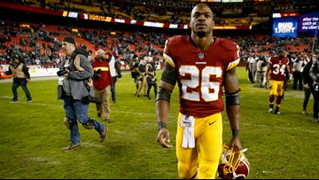 Redskins re-sign RB Adrian Peterson for 2-year $8M deal
