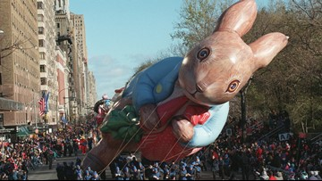 NYC Thanksgiving parade balloons may be grounded this year