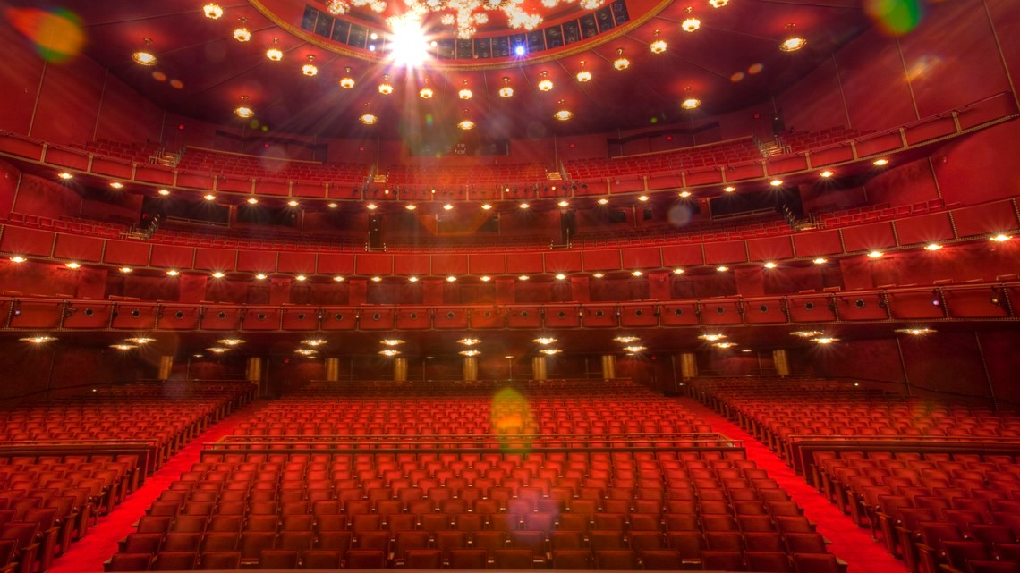 DC's Kennedy Center announces grand reopening plan