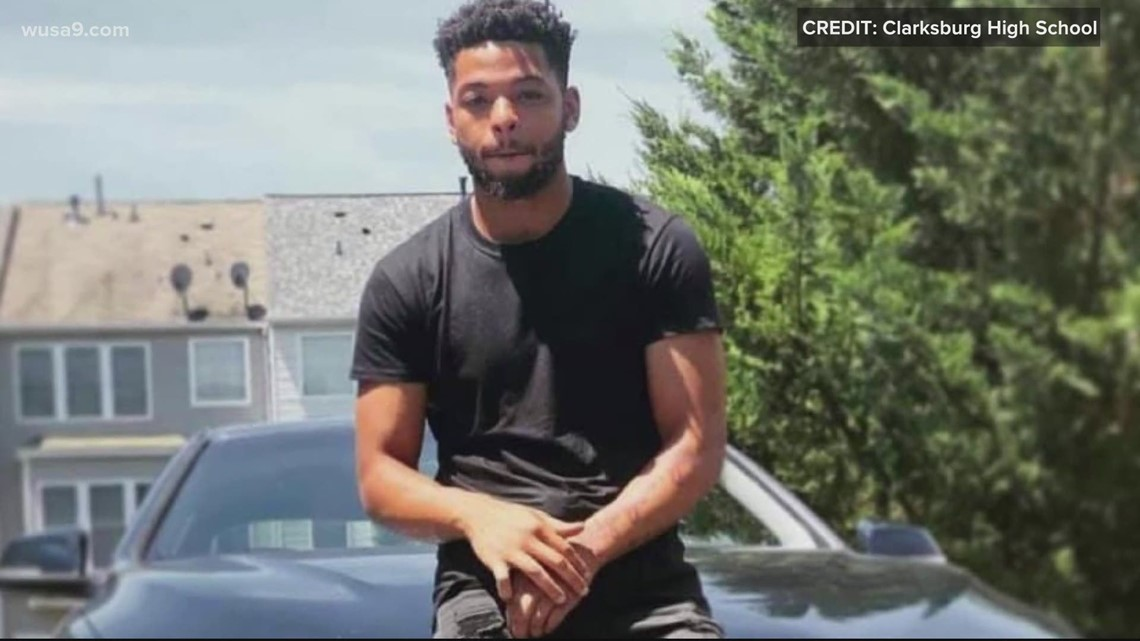 'We're here to celebrate his life'   Family, friends gather to honor 23-year-old Boyds murder victim