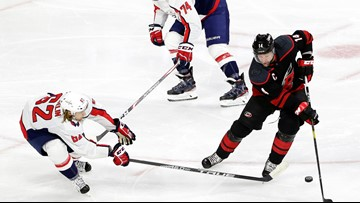 Capitals fall to Hurricanes in Game 6, will play Game 7 back in DC
