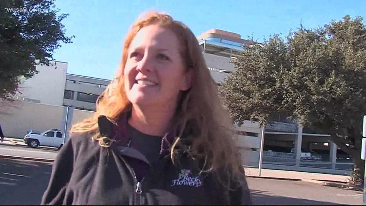 Texas florist Jenny Cudd enters 100th guilty plea in Capitol riot case