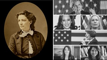 This Week In History: Who is Victoria Woodhull?