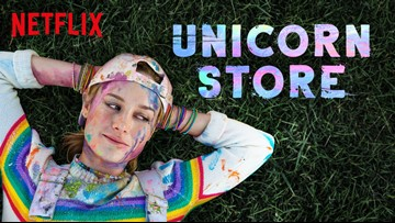 Movie review: 'Unicorn Store' is quirky, imaginative, whimsical take on challenges of adulthood