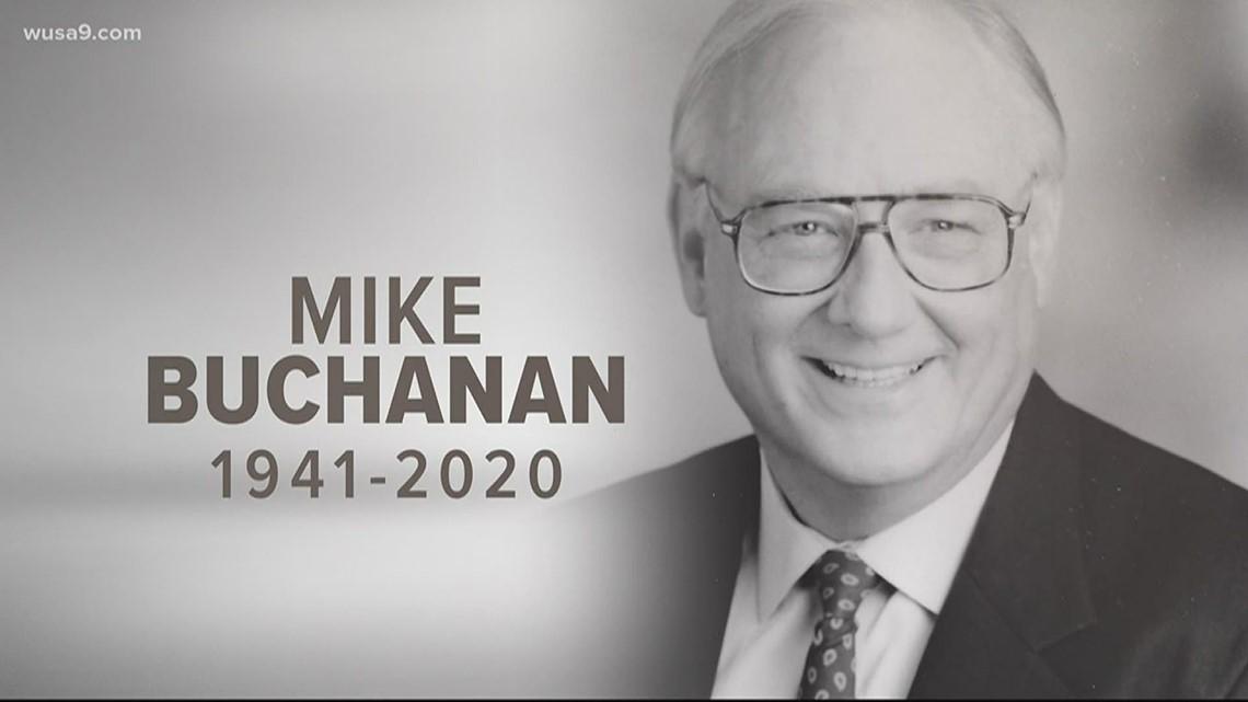 IMG MIKE BUCHANAN, Veteran Reporter