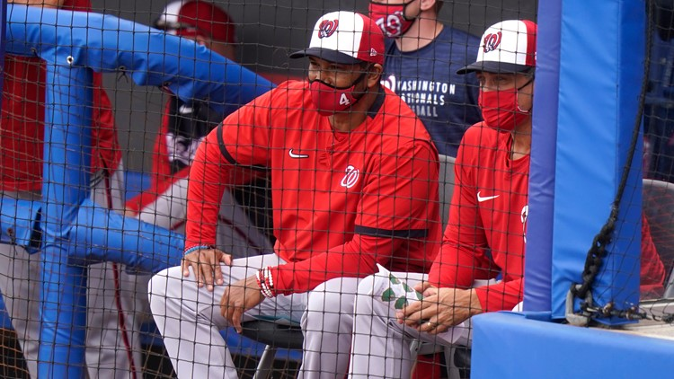 Majority of players on Nationals got J&J vaccine a day before it was paused by Biden administration