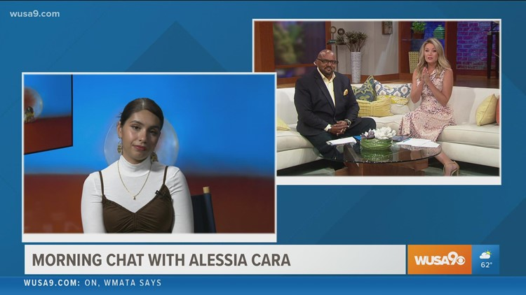Singer/Songwriter Alessia Cara talks about her new album and inspiration behind the music