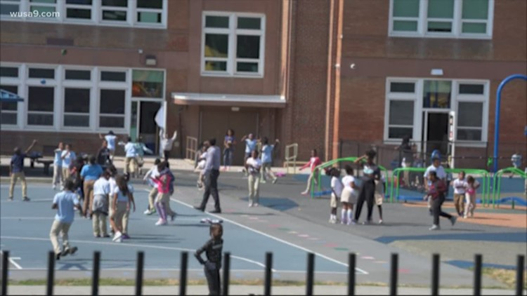 Parents demand answers on playground lead in DC