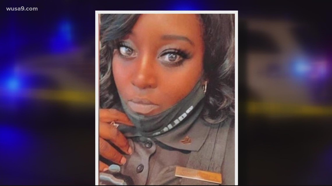 Special Police Officer shot, killed in Southeast DC was a mother of 4