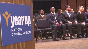 Nearly 150 students graduate from local 'Year Up' program